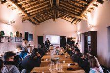 Lezione in aula | Planeta | Sicilia | Passopisciaro