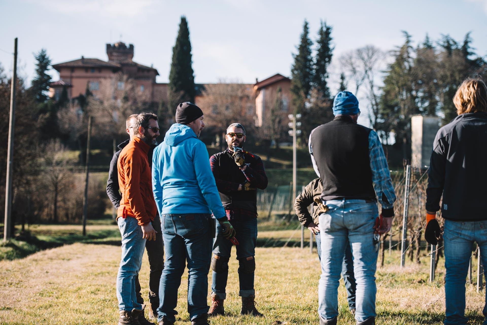Expérimentation   Schiopetto   Collio   Friuli Venezia Giulia