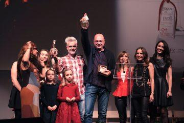 Prix Nonino Risit d'Aur – Barbatella d'Oro 2016 a Simonit&Sirch Preparatori D'Uva